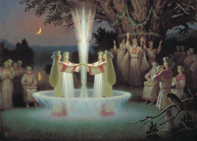 праздник Аграфены Купальницы