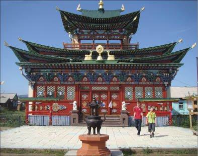 Итигэлов Хамбо Лама феномен нетленного тела