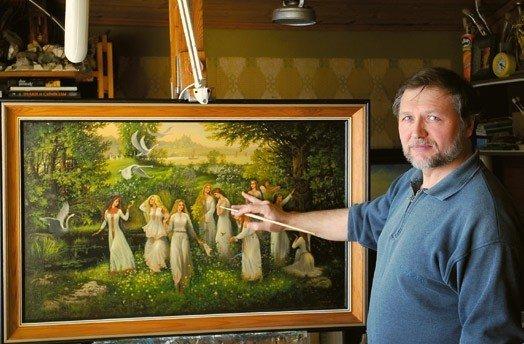 художник славянист