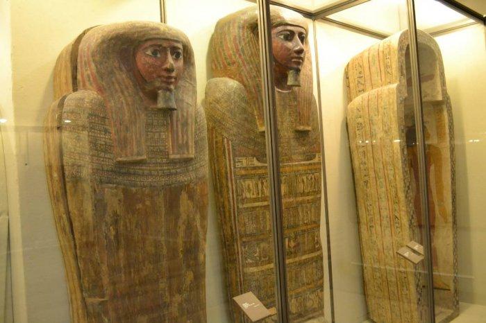 Древний Египет фото. Зал Эрмитажа