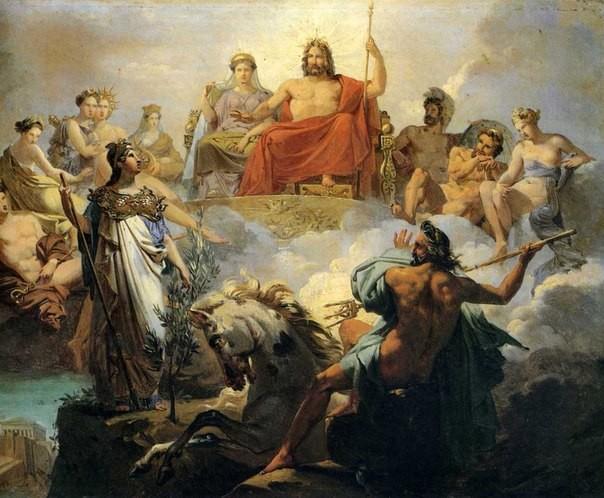 славян древних все картинки боги