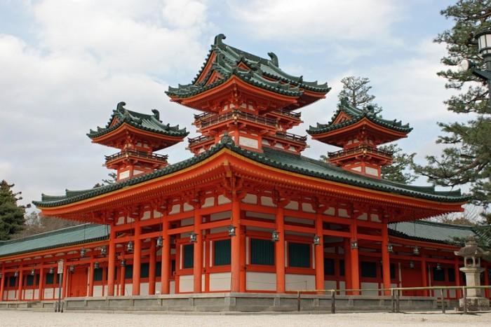 Синтоизм храм