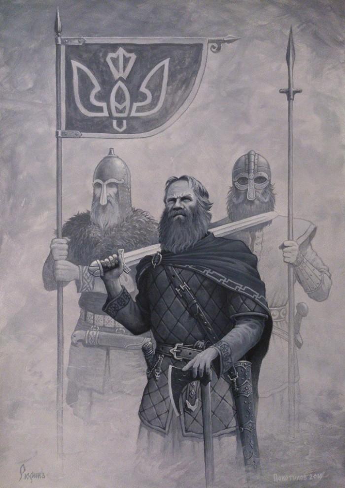 Сергей Покотилов картины