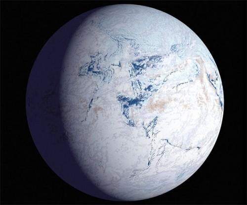 Криогений. Земля-снежок