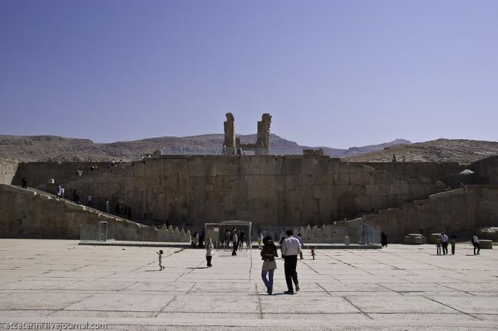 Руины Персеполя