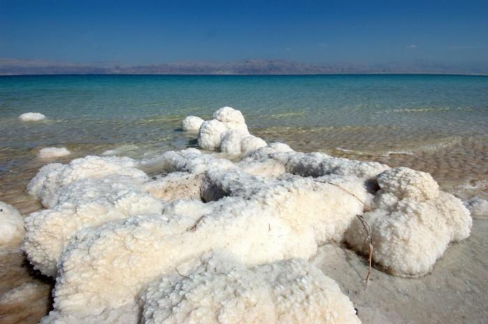 Мертвое море: обновление души и тела
