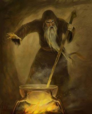 Творим славянское волшебство